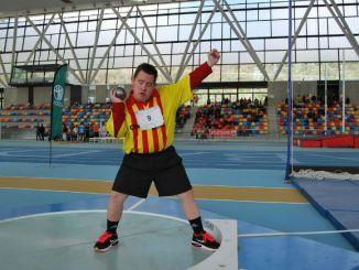 sabadell campionat catalunya atletisme pista coberta