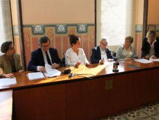 signatura conveni salut fundació francisco luzón investigació ela