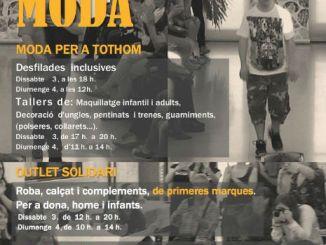 cartell festival moda inclusiva andi down sabadell