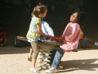 parc infantil atenció precoç