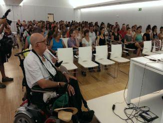 èxit participació jornada sexualitat discapacitat girona