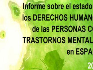 portada informe estat drets trastorn mental espanya