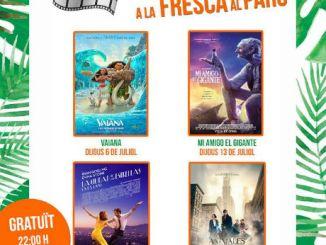 cinema fresca parc francolí fundació onada
