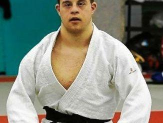 eloi moreno cinturó negre judo síndrome down