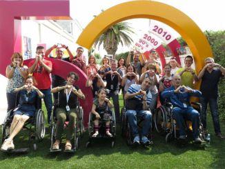 festa inclusiva per a tothom santa tecla tarragona
