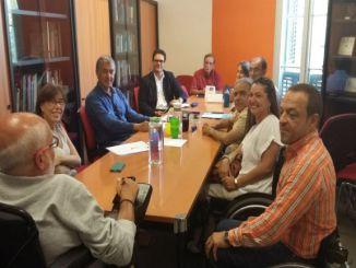 reunió signants manifest feina totes persones discapacitat