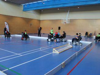 èxit torneig 3x3 hoquei cadira rodes johan cruyff