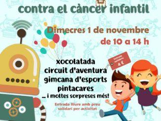 festa solidària contra càncer infantil fundació santa teresa