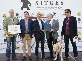 presentació cupó festival sitges cinema once