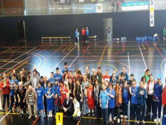 rècord participants torneig ciutat lleida bàsquet discapacitat intel3lectual
