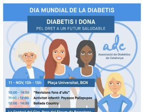 El CatSalut finançarà els dispositius de monitoratge continu de glucosa per a persones amb diabetis tipus 1