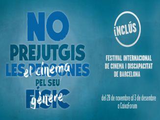 cartell festival inclús cinema discapacitat preestrena wonder