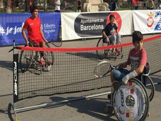 homenatge jocs paralímpics barcelona jornada inclusiva
