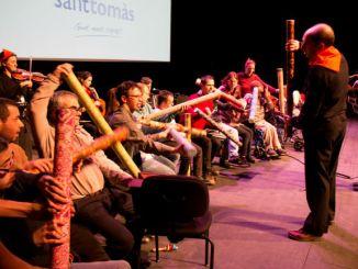 teatre atlantida vic festa actes 50 aniversari sant tomas