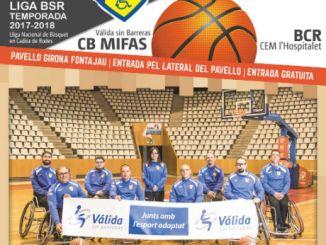bàsquet cadira de rodes lliga nacional