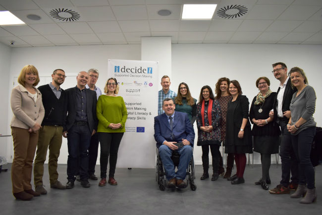 projecte pioner i decide decisions persones discapacitat