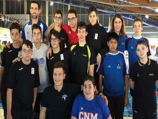 promeses paralímpiques natació campionat espanya