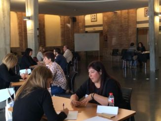 adfo speed dating professional inserció laboral