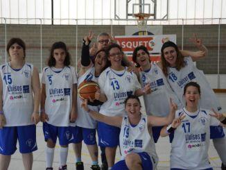Igualada 28e campionat catalunya bàsquet discapacitat intel·lectual