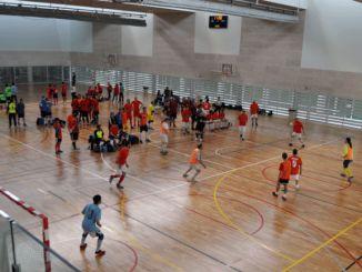 Pol Positiu torneig cloenda lliga futbol sala esport salut
