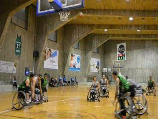 joventut bcr liderat lliga catalana basquet cadira rodes
