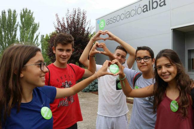 associacio alba joves programa voluntariat changemaker