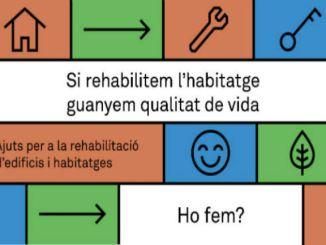 ajuts barcelona accessibilitat edificis habitatges