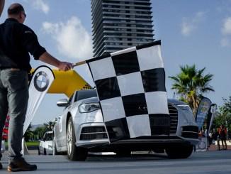 5a edició prova automobilística no límits barcelona