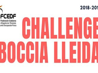 fcedf lliga challenge boccia lleida