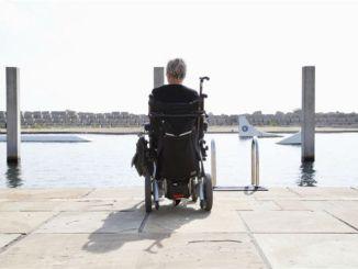 servei suport bany platges barcelona persones mobilitat reduïda