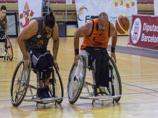 global basket campió lliga catalana bàsquet cadira rodes nivell 1