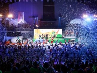 inauguració andorra jocs special olympics 2018