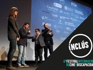 6a edició festival inclús cinema discapacitat caixa fòrum