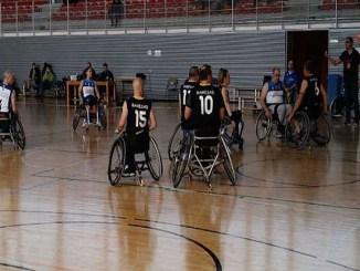 bamesad victòria lliga catalana bàsquet cadira rodes nivell 2