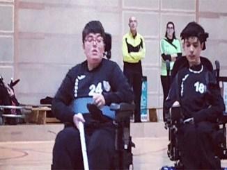 comkedem victòria lliga catalana hoquei cadira rodes elèctrica