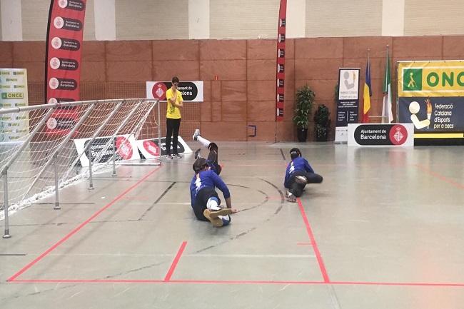 goalball inclusiu centres educatius