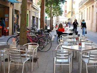 moviments veïnals discapacitat impugnen ordenança terrasses barcelona