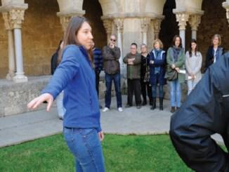 joves síndorme asperger projecte guiam monestir de pedralbes