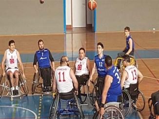 masters fcedf líder lliga catalana bàsquet cadira rodes nivell 2