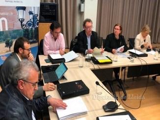 reunió patronat fundació julia carbonell projecte social diversitat funcional alzheimer