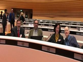 delegació salut mental pscicosocial onu Espanya