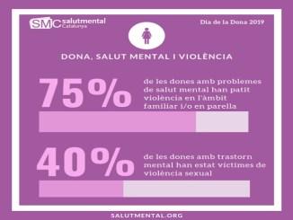 dones salut mental violència genere agressió sexual