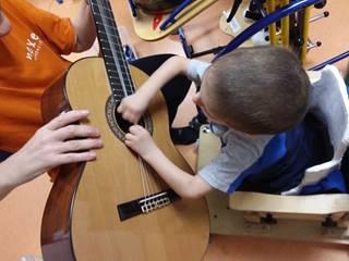 nexe jornada músca teràpia infants discapacitat