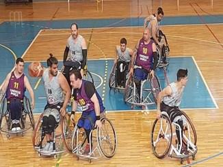 penúltima jornada bàsquet cadira rodes nivell 1