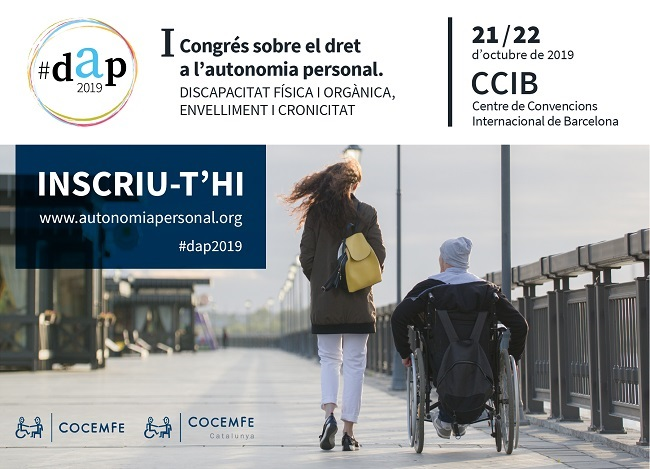 congres autonomia personal barcelona cocemfe barcelona