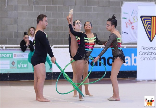 club-ritmica-sitges-garraf-copa-catalana-gimnastica-adaptada