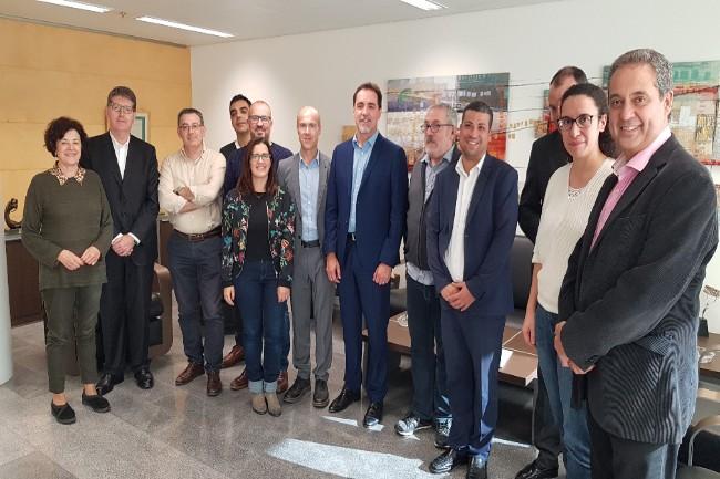 Jurat dels Premis Solidaris 2019 // Foto: ONCE Catalunya