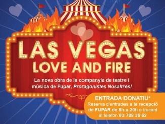 Cartell-Las-Vegas-Love-and-Fire-teatre-musica-fupar