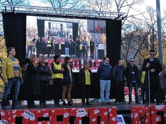 exit festa posat meu lloc celebrada Girona