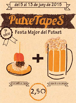 Putxet_Tapes